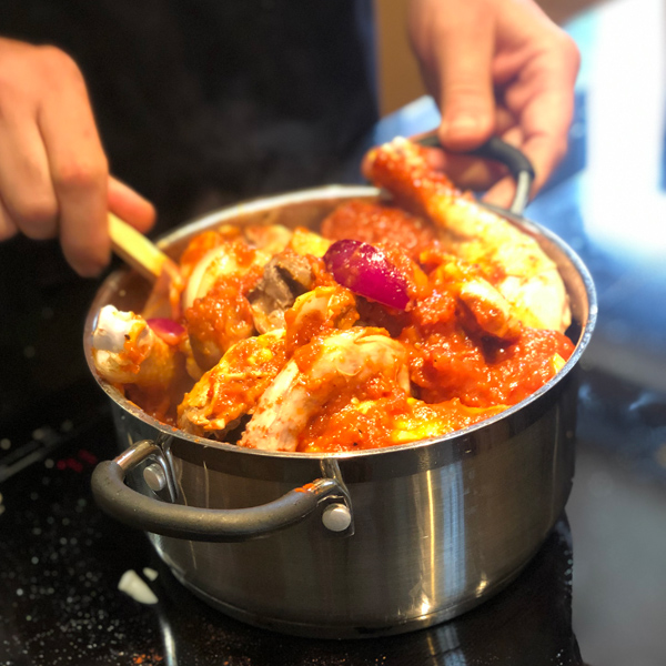 workshop culinária